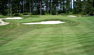 Bay Club Mattapoisett New Short Game Practice Facility