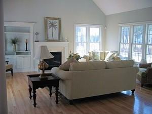 48 Prince Snow Mattapoisett MA living room