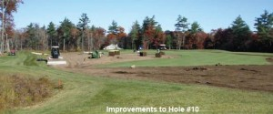 Bay Club Mattapoisett Hole 10