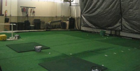 Indoor Golf Facility Bay Club Mattapoisett MA