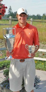 Peter Uihlein Victorious at 2010 Sahalee Players Championship