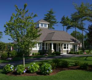 Golf House Restaurant the Bay Club, Mattapoisett MA