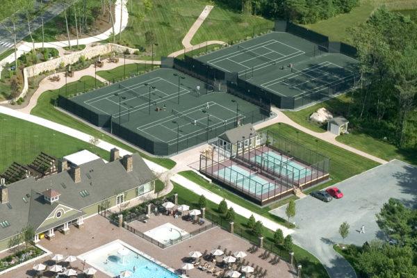 Aerial Tennis